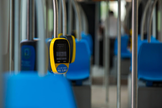 A cobrança de passagem na estação Central do VLT Carioca começa amanhã