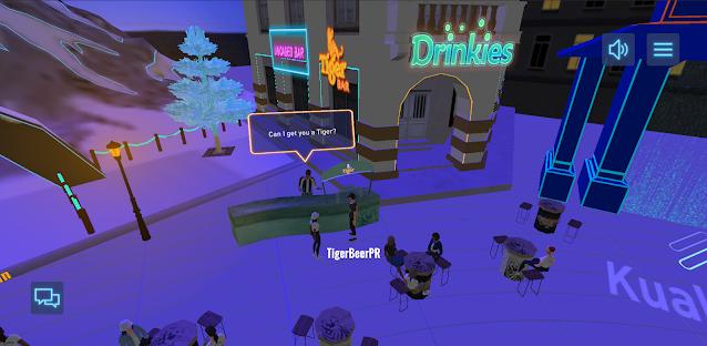 Tiger Street Food Virtual Festival menu