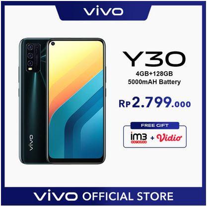 Vivo Y30 - 4/128 GB