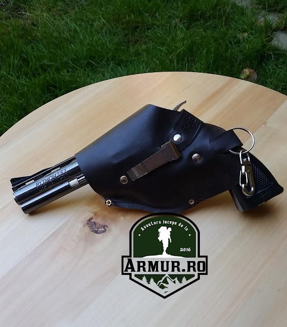 pistol bricheta