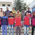 झारखण्ड राज्य स्तरीय क्रॉस कंट्री के लिए जिला टीम देवघर रवाना