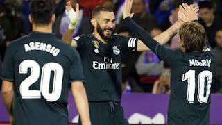 Se conoció nuevo horario para el Real Madrid en Liga