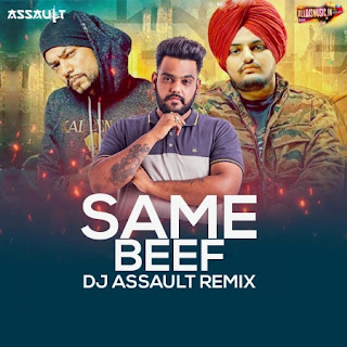 Same Beef (Remix) - DJ Assault [NewDjsWorld.Com]