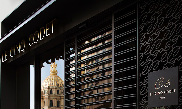 Le Cinq Codet Paris