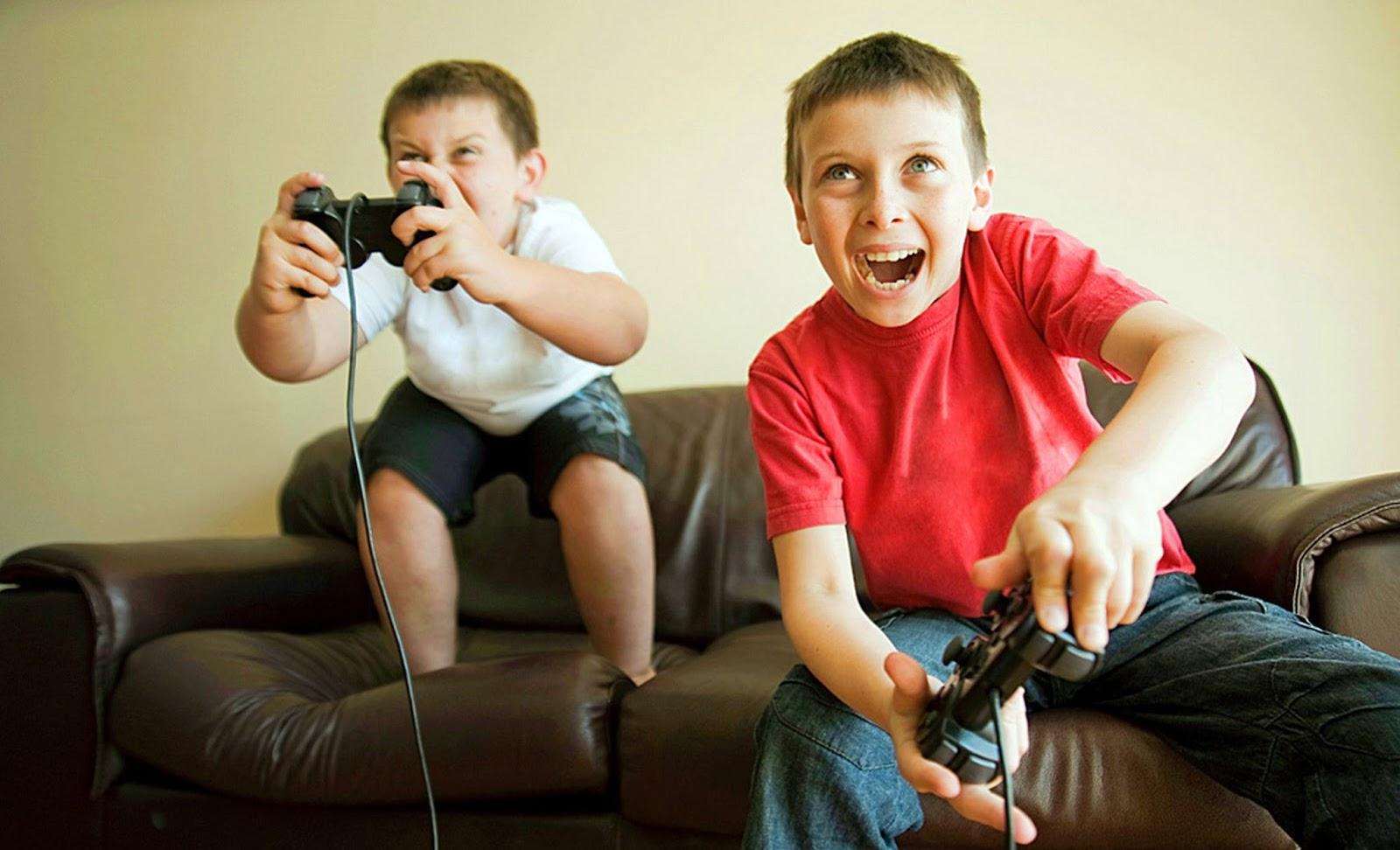 Manfaat yang dihasilkan Bermain Video Game