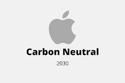 Apple become carbon neutral companies list