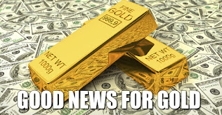 Bear Market for the US Dollar and Good News for Gold