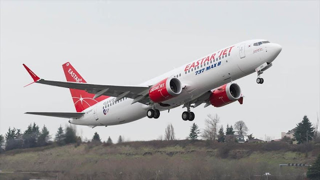 Decenas de países vetan el Boeing 737 MAX de su espacio aéreo