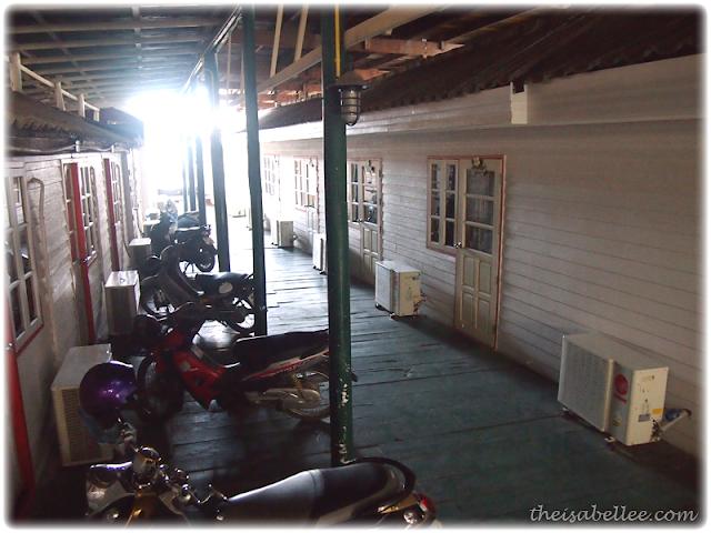 Mod Guesthouse bike rental