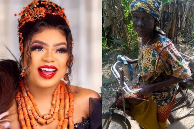 Goodluck is a terrible guy and a Scammer - Bobrisky narrates what happened between him and Instagram user he promised to help (video)