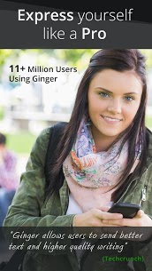 Ginger Keyboard Premium v8.10.00 Paid Apk