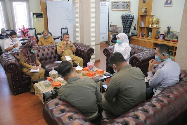 Wakil Walikota Palembang Tegaskan Pengemis yang Sengaja Eksploitasi Anak, Segera Diselesaikan