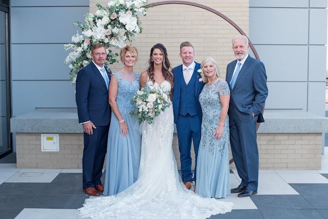 Wedding Day Family Portraits St. Louis Wedding Photographer St. Louis Wedding Videographer