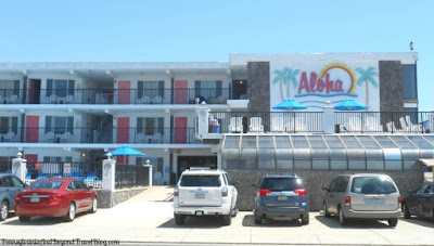 Aloha Oceanfront Motel in North Wildwood