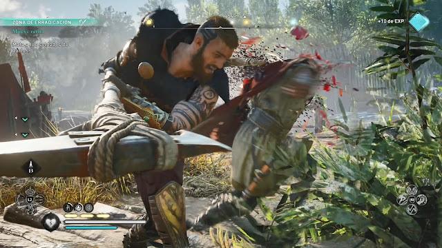 Guadaña Peste Análisis de Assassin's Creed Valhalla El asedio de París para PlayStation 4