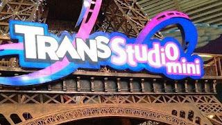 Trans Studio Mini Lampung