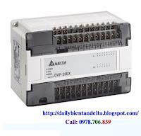 Tổng đại lý bán PLC Delta DVP20EX00R/T, DVP20EX200T/R. Nhà phân phối thiết bị tự động hóa PLC Delta tại Việt Nam
