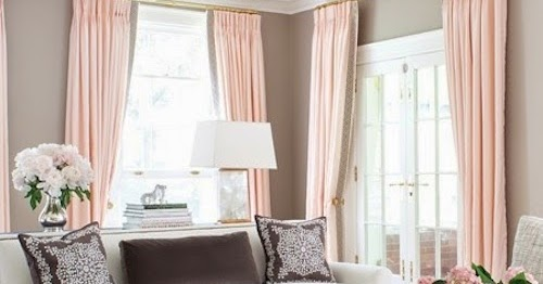 At Home Pastel Pink Hamptons Style