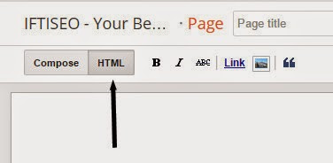 How to Create HTML Sitemap Page in Blogger Blog