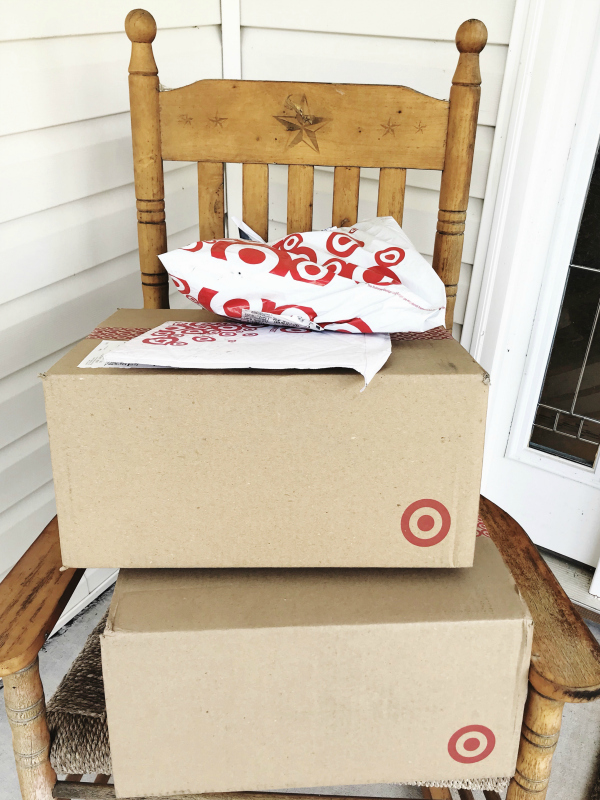 recent target purchases, target finds, style on a budget, target style, north carolina blogger, what to buy for summer