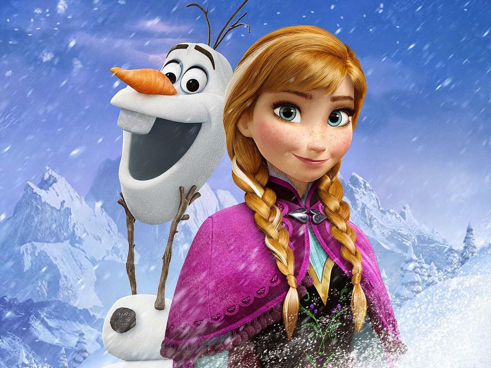 أجمل الخلفيات لفيلم Frozen ملكة الثلج كل يوم صورة ثقافية