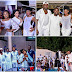 [PHOTOS] Cossy Orjiako, Vincent opurum & others storm Abuja All White Pool Party