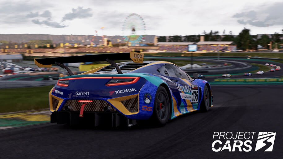 Project CARS 3, Race Track, Racing, 4K, #7.2405