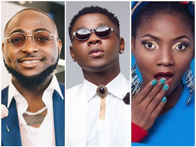Babcock has Davido, Funaab has Kizz Daniel, Covenant has Simi ➺ Which Superstar Artiste Can Your School Boast Of?