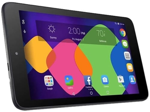 Review Alcatel OneTouch POP 7 Tablet