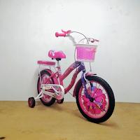 16 forward flower ctb sepeda anak