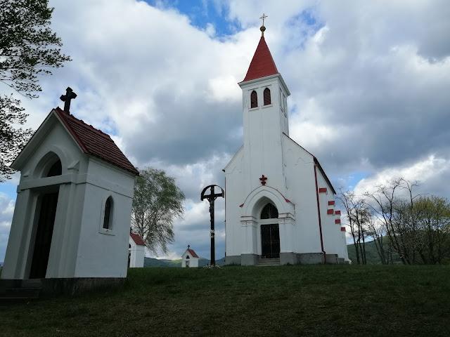 Kalvária Solka Nitrianske Pravno
