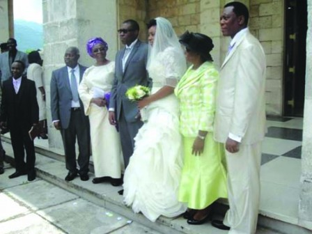pastor kumuyi son marries
