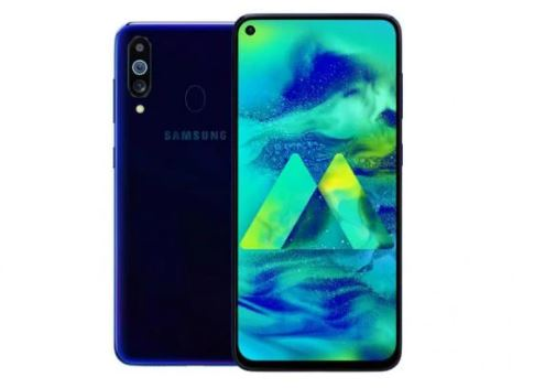 Galaxy M40 will launch in less than 20,000 with triple rear camera and Infinity-O display