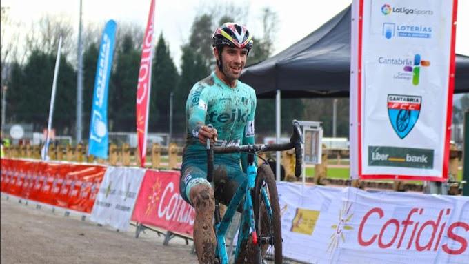 El Campeonato de España de Ciclocross 2022 se celebrará en Xátiva