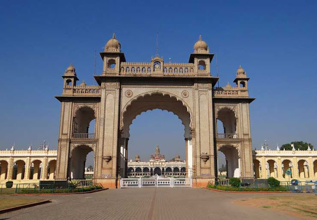 Mysore-The-City-Of-Palace :