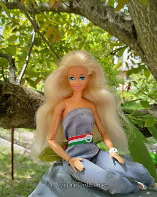 barbie made to move western fun superstar