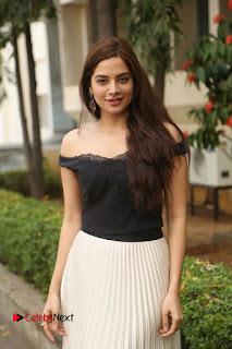 Telugu Actress Tanya Hope Stills at Appatlo Okadundevadu Audio Launch  0164.JPG