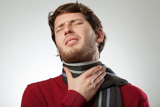 Tips  Ampuh  Mengobati Sakit Tengggorokan