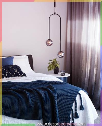 غرف نوم جميلة ومرتبة