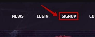 Регистрация в Vaysor