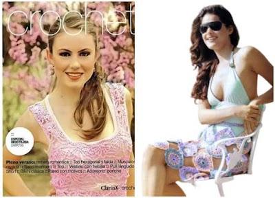 Revista moda tejida Clarín 2008 núm-12