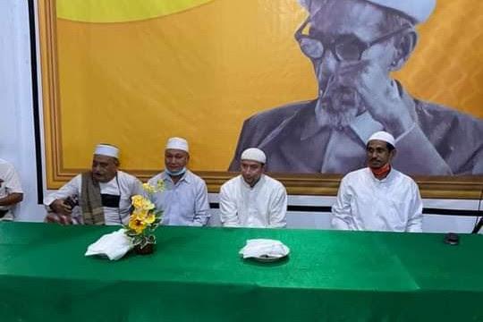 Habib Alwi Saggaf Aljufri Hadiri Peringatan Maulid Nabi di Kota Bitung