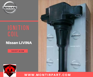 IGNITION COIL NISSAN LIVINA
