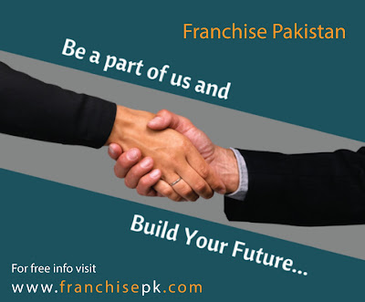 Franchise Pakistan Offering Franchising Facility