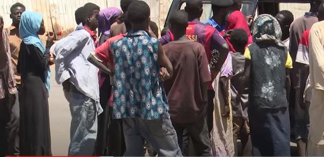 مشردون منسيون في الخرطوم بسبب حظر التجوال