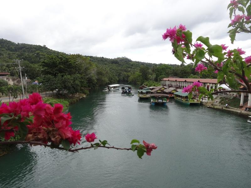 BOHOL : Loboc River / Philippines : 3 jours à BOHOL / www.by-laura.fr