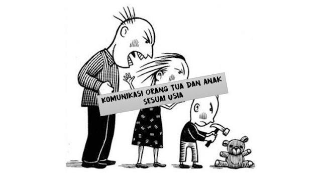 Cara Komunikasi Orang Tua Dengan Anak