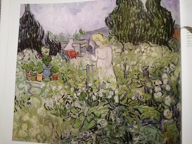 Vincent van Gogh, Mademoiselle Gachet in Her Garden, Auvers-sur-Oise