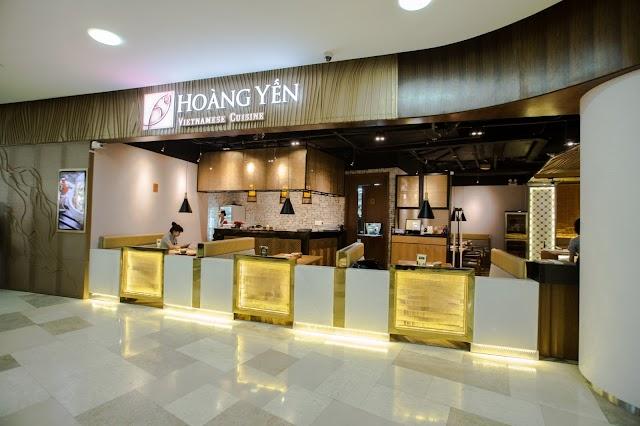 Nhà hàng Hoàng Yến với ẩm thực Việt Nam