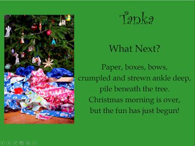 tanka poem template - tapestry of words